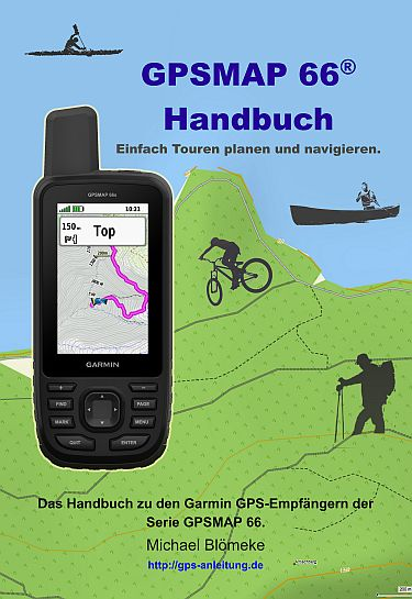 GPSMAP 66 Handbuch